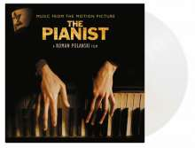 Filmmusik: The Pianist (180g) (Limited Numbered Edition) (Solid White Vinyl), 2 LPs