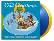 A Very Cool Christmas (180g) (Limited Numbered Edition) (LP1: Transparent Blue Vinyl/LP2: Transparent Yellow Vinyl), 2 LPs
