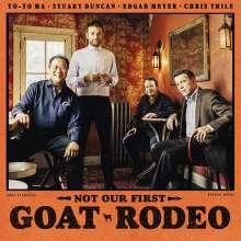 Yo-Yo Ma - Not our first Goat Rodeo (180g), LP