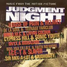 Filmmusik: Judgment Night (180g) (Limited Numbered Edition) (Flaming Vinyl), LP