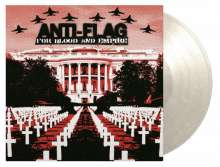 Anti-Flag: For Blood & Empire (15th Anniversary) (180g) (Limited Numbered Edition) (White Marbled Vinyl), LP