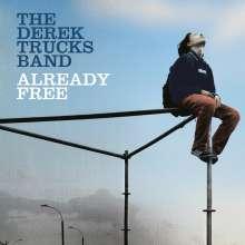 Derek Trucks: Already Free (180g) (Limited Numbered Edition) (Blue & White Swirled Vinyl), 2 LPs