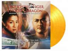Filmmusik: Crouching Tiger, Hidden Dragon (180g) (Limited Numbered Edition) (Flaming Vinyl), LP