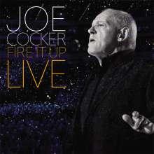 Joe Cocker: Fire It Up: Live 2013 (180g), 3 LPs