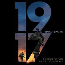 Filmmusik: 1917 (180g) (Limited Numbered Edition) (Full Metal Jacket Vinyl) (Colored Vinyl), 2 LPs