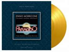 Ennio Morricone (1928-2020): Filmmusik: Nuovo Cinema Paradiso (180g) (Limited Numbered Edition) (Solid Yellow Vinyl), LP