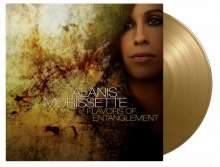 Alanis Morissette: Flavors Of Entanglement (180g) (Limited Numbered Edition) (Gold Vinyl), LP