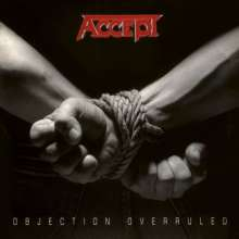 Accept: Objection Overruled (180g), LP