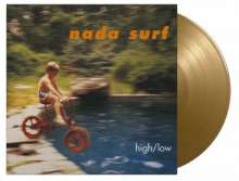 Nada Surf: High/Low (180g) (Limited Numbered Edition) (Gold Vinyl), LP