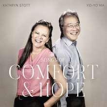 Yo-Yo Ma & Kathryn Stott - Songs of Comfort & Hope (180g), 2 LPs