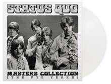 Status Quo: Masters Collection (The Pye Years) (180g) (Limited Numbered Edition) (White Vinyl), 2 LPs