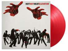 Hot Hot Heat: Elevator (180g) (Limited Numbered Edition) (Translucent Red Vinyl), LP
