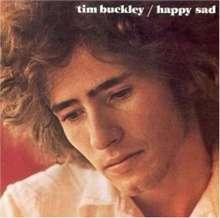 Tim Buckley: Happy Sad (180g) (Limited Numbered Edition) (Gold Vinyl), LP