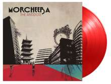 Morcheeba: The Antidote (180g) (Limited Numbered Edition) (Translucent Red Vinyl), LP