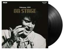 Elvis Presley (1935-1977): On Stage (180g), LP