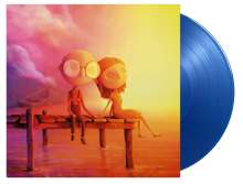 Steven Wilson: Filmmusik: Last Day Of June (Original Game Soundtrack) (180g) (Limited Numbered Edition) (Translucent Blue Vinyl), LP