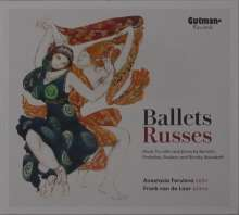 Anastasia Feruleva - Ballets Russes, CD