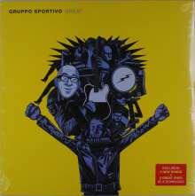 Gruppo Sportivo: Great -Coloured/Hq-, LP