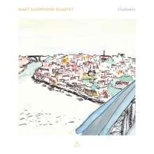 Maat Saxophone Quartet - Ciudades, CD