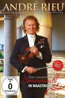 André Rieu: Eine romantische Sommernacht in Maastricht, DVD