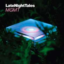 MGMT: Late Night Tales (remastered) (180g) (Limited-Edition), 2 LPs