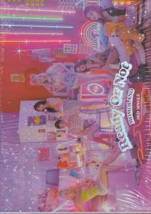 Momoland: Ready Or Not, CD