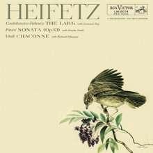 Gabriel Faure (1845-1924): Sonate für Violine & Klavier Nr.1 op.13 (180g / 33 rpm), LP