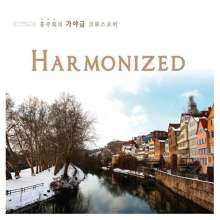 Ju Hui Hong: Harmonized, CD