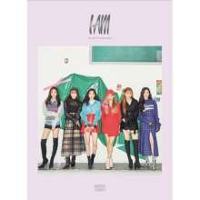 (G)I-dle: I Am (1st Mini-Album), 2 CDs