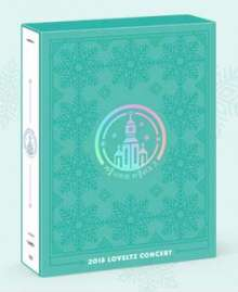 Lovelyz: 2018 Lovelyz.. -Digi-, 2 Blu-ray Discs