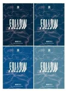 Monsta X: Follow-Find You, CD