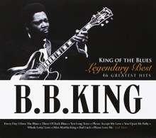B.B. King: Legendary Best: King Of The Bl, 2 CDs