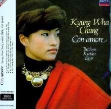 Kyung Wha Chung - Con Amore, LP