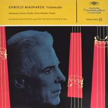 Enrico Mainardi, Cello (180g), LP