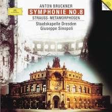 Anton Bruckner (1824-1896): Symphonie Nr.8 (180g), 2 LPs