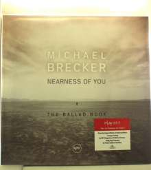 Michael Brecker (1949-2007): Nearness Of You - The Ballad Book (180g) (Limited Edition), 2 LPs