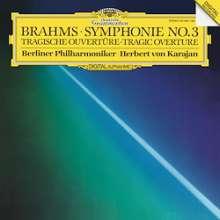 Johannes Brahms (1833-1897): Symphonie Nr.3 (180g/33rpm), LP
