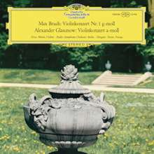 Max Bruch (1838-1920): Violinkonzert Nr.1, LP