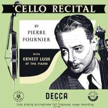 Pierre Fournier - Cello Recital (180g), LP