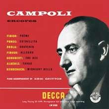 Alfredo Campoli - Encores Vol.1 & 2 (180g), LP