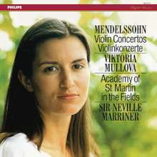 Felix Mendelssohn Bartholdy (1809-1847): Violinkonzert op.64 (180g/33rpm), LP