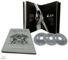 Queen: The Platinum Collection (Korea-Magazine-Edition), 3 CDs