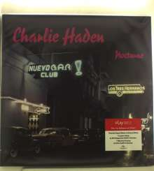 Charlie Haden (1937-2014): Nocturne (180g) (Limited-Edition), 2 LPs