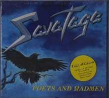 Savatage: Poets And Madmen (Limited Edition), CD