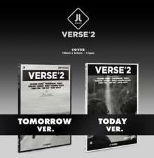 J J Project: Verse #2 (Tomorrow bzw. Today-Version) (Auslieferung nach Zufallsprinzip!), 2 CDs