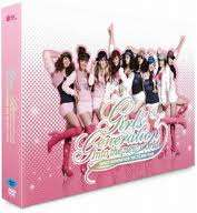 Girls' Generation: 1st Asia Tour: Into The New Wo, 2 DVDs