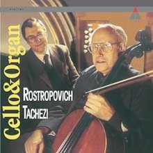 Musik für Cello & Orgel (180g), 2 LPs