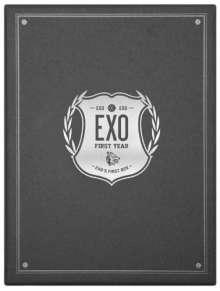 Exo: Ex0'S First Box, 4 DVDs