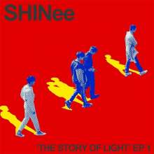 Shinee: The Story Of Light EP. 1, 1 CD und 1 Buch