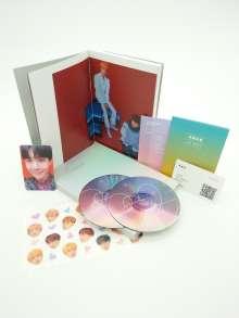 BTS (Bangtan Boys/Beyond The Scene): Love Yourself: Answer, 2 CDs und 1 Buch